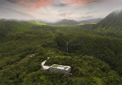 Tout sur la nouvelle usine de production d'eau potable de Gros Faham à Bras-Panon