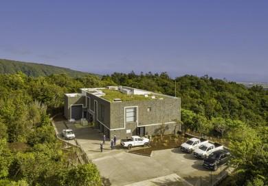 La nouvelle usine de production d'eau potable de Gros Faham en images !