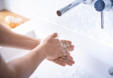 Les bons gestes du quotidien : se laver les mains