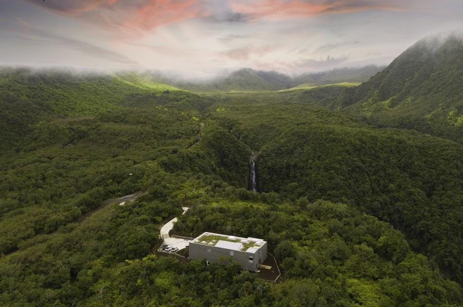 Nouvelle usine de production d'eau potable de Gros Faham